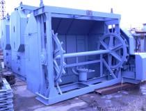 Механизм привода  водоочистной машины ТН-2500