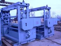 Механизмы водоочистной машины ТЛ-3000